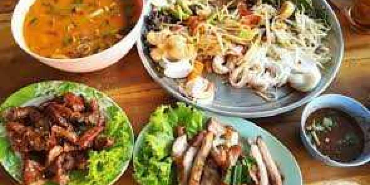 10 typical dishes to eat in Thailand