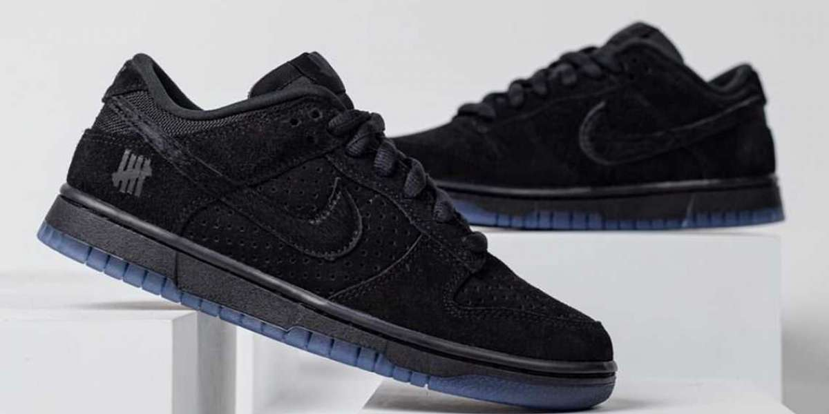 """New UNDEFEATED x Nike Dunk Low """"Dunk vs AF-1"""" To Buy Theairmax270.com"""