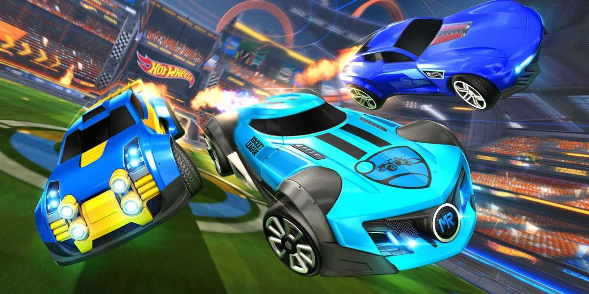 Rocket League is one of the maximum fun multiplayer aggressive games out there