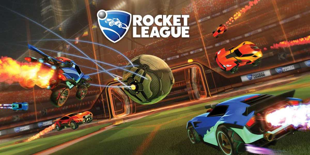 Rocket League may have a performance mode and a excellent mode