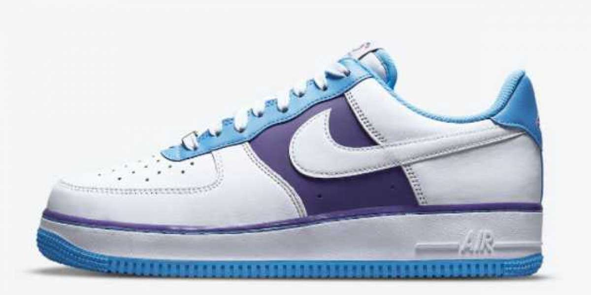 """NBA x Nike Air Force 1 Low """"Lakers"""" DC8874-101 Hot Sale in October"""