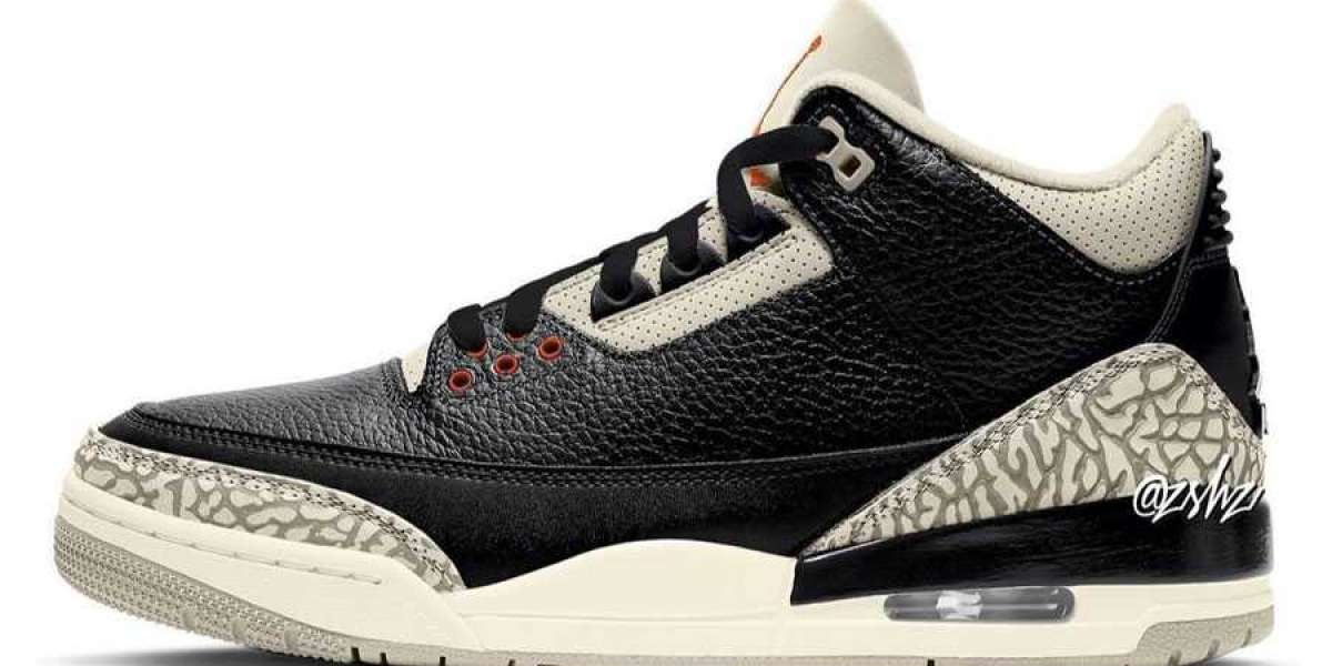 """Latest 2022 Air Jordan 3 """"Desert Cement"""" Basketball Shoes CT8532-008"""