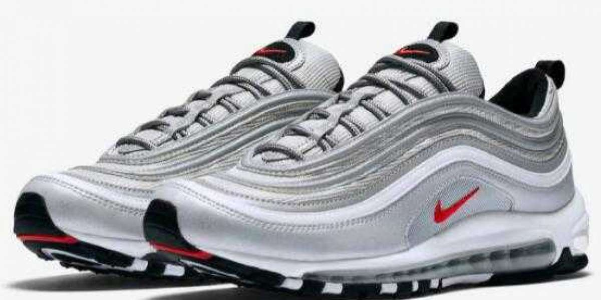 To Buy Cheap Price Nike Air Max 97 Silver Bullet on 2021sneakers.com